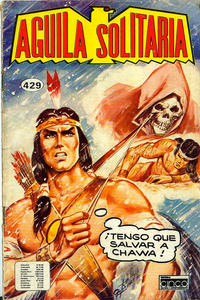 Cover Thumbnail for Aguila Solitaria (Editora Cinco, 1976 ? series) #429