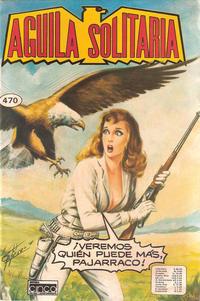 Cover Thumbnail for Aguila Solitaria (Editora Cinco, 1976 ? series) #470