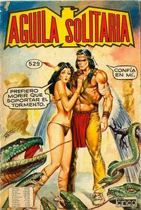 Cover Thumbnail for Aguila Solitaria (Editora Cinco, 1976 ? series) #529