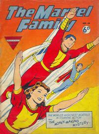 Cover Thumbnail for The Marvel Family (L. Miller & Son, 1950 series) #66