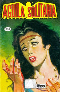 Cover Thumbnail for Aguila Solitaria (Editora Cinco, 1976 ? series) #757