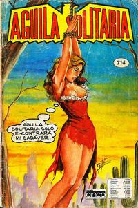 Cover Thumbnail for Aguila Solitaria (Editora Cinco, 1976 ? series) #714