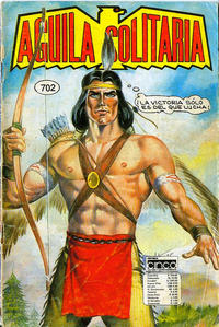 Cover Thumbnail for Aguila Solitaria (Editora Cinco, 1976 ? series) #702