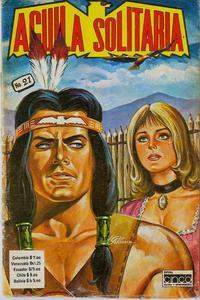 Cover Thumbnail for Aguila Solitaria (Editora Cinco, 1976 ? series) #21