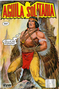 Cover Thumbnail for Aguila Solitaria (Editora Cinco, 1976 ? series) #687