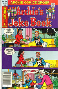 Cover Thumbnail for Archie's Joke Book Magazine (Archie, 1953 series) #283