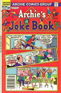 Cover Thumbnail for Archie's Joke Book Magazine (Archie, 1953 series) #286