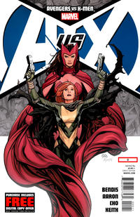 Cover Thumbnail for Avengers vs. X-Men (Marvel, 2012 series) #0