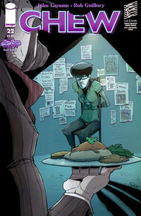 Cover Thumbnail for Chew (Image, 2009 series) #22