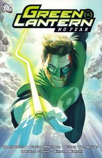 Cover Thumbnail for Green Lantern: No Fear (DC, 2008 series)