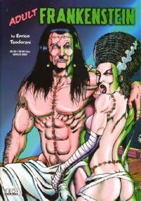 Cover Thumbnail for Adult Frankenstein (Fantagraphics, 2006 series)