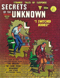 Cover Thumbnail for Secrets of the Unknown (Alan Class, 1962 series) #186