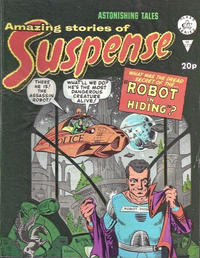 Cover Thumbnail for Amazing Stories of Suspense (Alan Class, 1963 series) #177