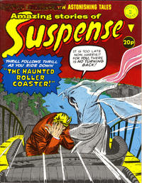 Cover Thumbnail for Amazing Stories of Suspense (Alan Class, 1963 series) #187