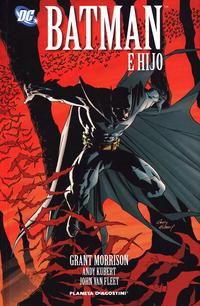 Cover Thumbnail for Batman de Grant Morrison (Planeta DeAgostini, 2011 series) #1 - Batman e Hijo
