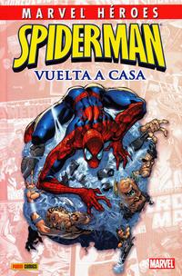Cover for Coleccionable Marvel Héroes (Panini España, 2010 series) #1 - Spiderman: Vuelta a Casa