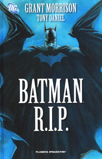 Cover Thumbnail for Batman R.I.P. (Planeta DeAgostini, 2009 series)