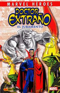 Cover Thumbnail for Coleccionable Marvel Héroes (Panini España, 2010 series) #8 - Doctor Extraño: El Juramento
