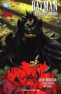Cover Thumbnail for Batman de Grant Morrison (Planeta DeAgostini, 2011 series) #2 - Batman y El Guante Negro