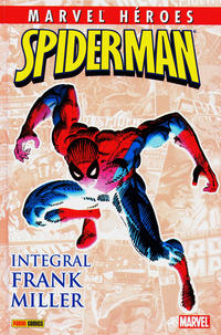 Cover Thumbnail for Coleccionable Marvel Héroes (Panini España, 2010 series) #6 - Spiderman: Integral Frank Miller