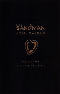 Cover Thumbnail for The Sandman (Planeta DeAgostini, 2010 series) #2 - Deseo