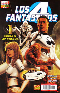 Cover Thumbnail for Los 4 Fantásticos (Panini España, 2008 series) #48