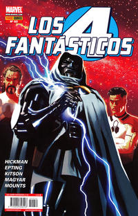 Cover Thumbnail for Los 4 Fantásticos (Panini España, 2008 series) #52