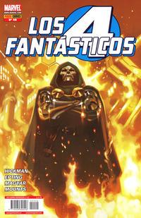 Cover Thumbnail for Los 4 Fantásticos (Panini España, 2008 series) #49