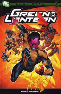 Cover Thumbnail for Green Lantern de Geoff Johns (Planeta DeAgostini, 2011 series) #2