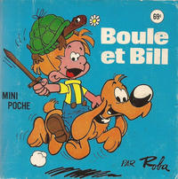 Cover Thumbnail for Mini Poche [Collection] (Editions Héritage, 1977 series) #36 - Boule et Bill