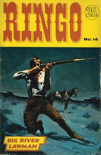 Cover Thumbnail for Ringo (K. G. Murray, 1967 series) #14
