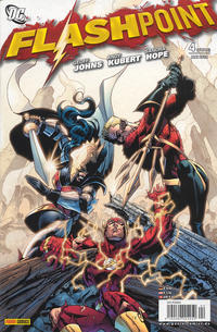 Cover Thumbnail for Flashpoint (Panini Deutschland, 2012 series) #4