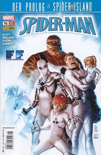 Cover Thumbnail for Spider-Man (Panini Deutschland, 2004 series) #96