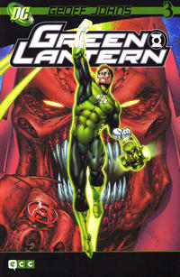 Cover Thumbnail for Green Lantern de Geoff Johns (ECC Ediciones, 2012 series) #3