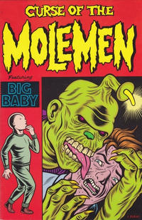 Cover Thumbnail for Curse of the Molemen (Kitchen Sink Press, 1991 series) #1