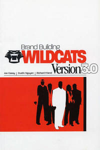Cover Thumbnail for Wildcats Version 3.0 (DC, 2003 series) #[1] - Brand Building