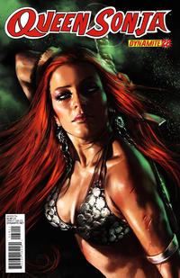 Cover Thumbnail for Queen Sonja (Dynamite Entertainment, 2009 series) #28 [Lucio Parrillo Cover]
