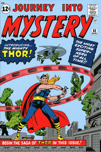 Cover Thumbnail for The Mighty Thor Omnibus (Marvel, 2010 series) #1