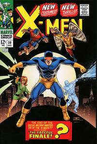 Cover Thumbnail for The X-Men Omnibus (Marvel, 2009 series) #2 [John Cassaday Cover]