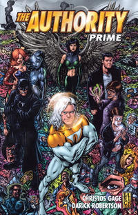 Cover Thumbnail for The Authority: Prime (DC, 2008 series)