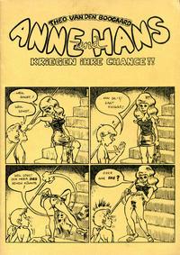 Cover Thumbnail for Anne und Hans kriegen ihre Chance (Unbekannter Verlag, 1973 ? series)
