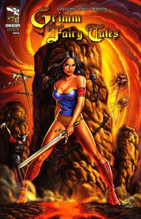 Cover Thumbnail for Grimm Fairy Tales (Zenescope Entertainment, 2005 series) #71 [Cover A]