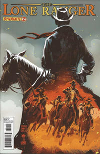 Cover Thumbnail for The Lone Ranger (Dynamite Entertainment, 2012 series) #2