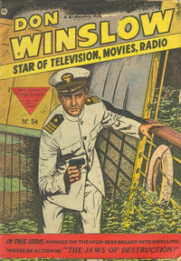 Cover Thumbnail for Don Winslow of the Navy (L. Miller & Son, 1951 series) #54