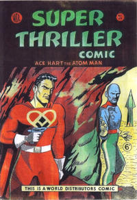 Cover Thumbnail for Super Thriller Comic (World Distributors, 1947 series) #29