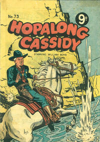 Cover Thumbnail for Hopalong Cassidy (K. G. Murray, 1954 series) #73