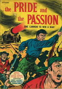 Cover Thumbnail for The Pride and the Passion (Magazine Management, 1957 series)