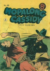Cover Thumbnail for Hopalong Cassidy (K. G. Murray, 1954 series) #65