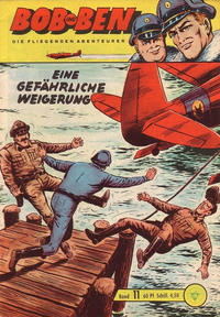 Cover Thumbnail for Bob und Ben (Lehning, 1963 series) #11