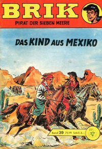 Cover Thumbnail for Brik (Lehning, 1962 series) #39